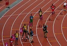 South African sprinter Jobodwana takes on the world's best