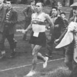 Wally Hayward: going the distance