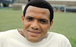 Johanneson: a star with Leeds United
