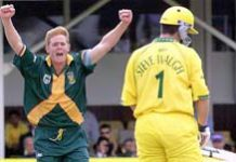 Shaun Pollock bows out on top