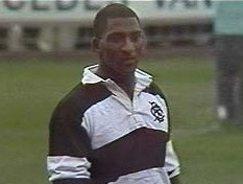 Errol Tobias: a black Bok in a white team