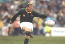 Naas Botha: field general supreme