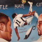Halakasha! Football scores for art