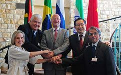 'Huge potential' for BRICS science collaboration