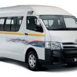 Toyota South Africa starts taxi assembly