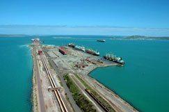 R2bn oil terminal for port of Saldanha