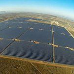 SA's first grid-connected solar PV plant