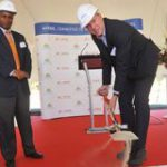 Afrox breaks ground on R300m Coega project