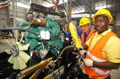 Zuma to launch R600m truck factory at Coega