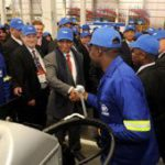 South Africa 'aiming to double vehicle output by 2020'