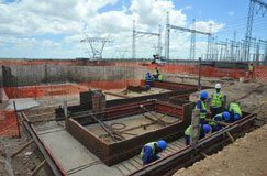 Investors drive construction boom at Coega