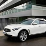 Nissan Infiniti opens shop in South Africa