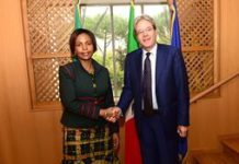 South Africa and Italy forge stronger ties