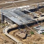 Durban's La Mercy airport takes shape