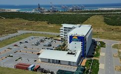 Natural gas power plant to boost South Africa's energy security