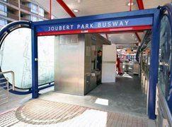 Joburg unveils first BRT station