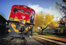 South Africa gets new GE locomotives