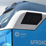 South Africa launches new long-haul locomotive