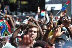 South Africa's plan for a better future