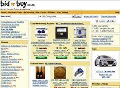 South Africans hunt for bargains online