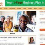 Newspaper to help entrepreneurs