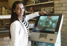 Cashless ATM extends banking's reach