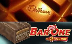 South Africa's great chocolate rivalry