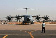 Aircraft technology: SA delivers