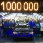 BMW celebrates one million 3-Series built in SA