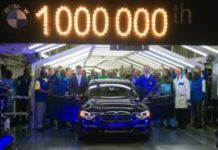 BMW celebrates one million 3-Series built in SA