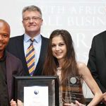 Small businesses in South Africa honoured