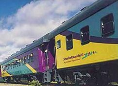 SA to invest R25bn in rail transport