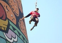 Soweto's vertical adventure centre