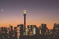 Johannesburg on the move