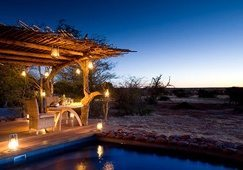 South African eco-lodges on A-list