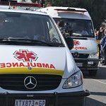 World Cup ambulances redistributed
