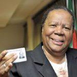 Pandor gets SA's first smart ID card