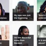 16 voices: blogging against abuse