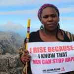 South Africa takes a stand against violence and abuse