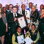 Winners of South Africa's Step Up 2 a Start Up II named