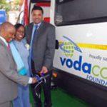 Vodacom helps blood service go mobile