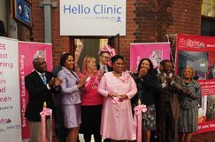 Free breast cancer screening at Hello Clinic