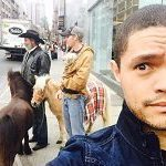 "Trevor Noah continues The Daily Show's ""war on bulls***"" with confidence"