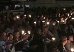 Video: Cape Town's Concert in the Dark