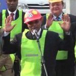 Video: Zuma kicks off 2010 countdown