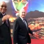 Video: On the red carpet at 2010 Draw