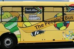 Video: World Cup People's Bus (2)