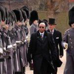 Slideshow: President Zuma in London (1)