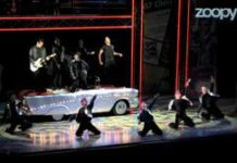 Video: Grease rocks again in Cape Town