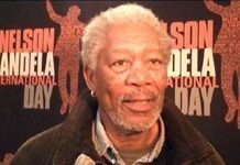 Video: Freeman on Mandela Day